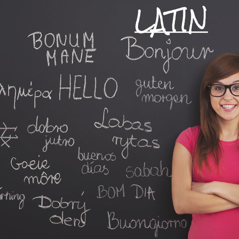 Latin MS and High School Tutoring