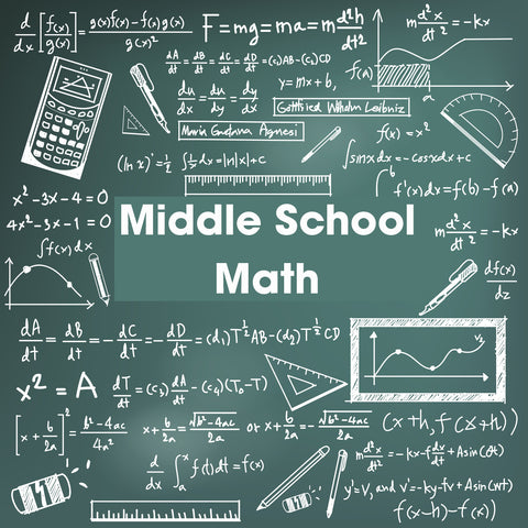 Middle School Math Tutoring (7-8)