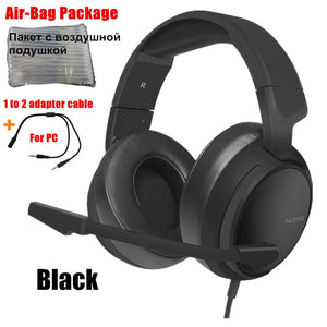 Xiberia Gaming Headset PUBG / MMORPG Games