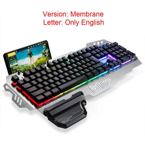 Gaming Keyboard Mechanical Similar Ergonomic Phone Holder Hand Rest for PC Gamer