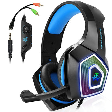 TTKK Hunterspider Gaming Headset For PS4, 3.5Mm
