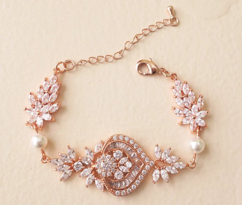 bridal bracelet, choose your wedding jewelry