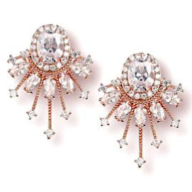 Parla Deco Bridal Earrings