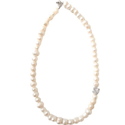 freshwater pearl necklace choker