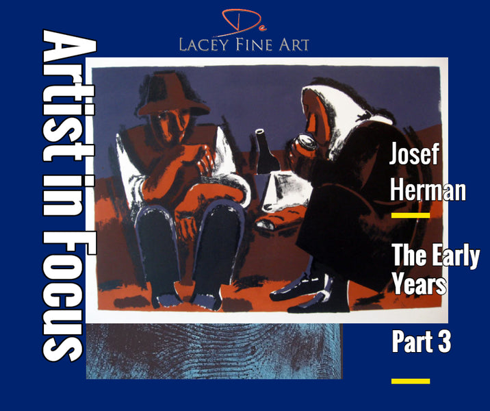 Josef Herman - The Early Years Part III