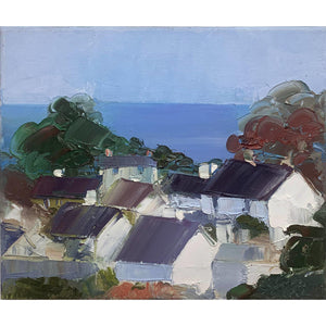 Sarah Carvell - Abersoch Homes - De Lacey Fine Art