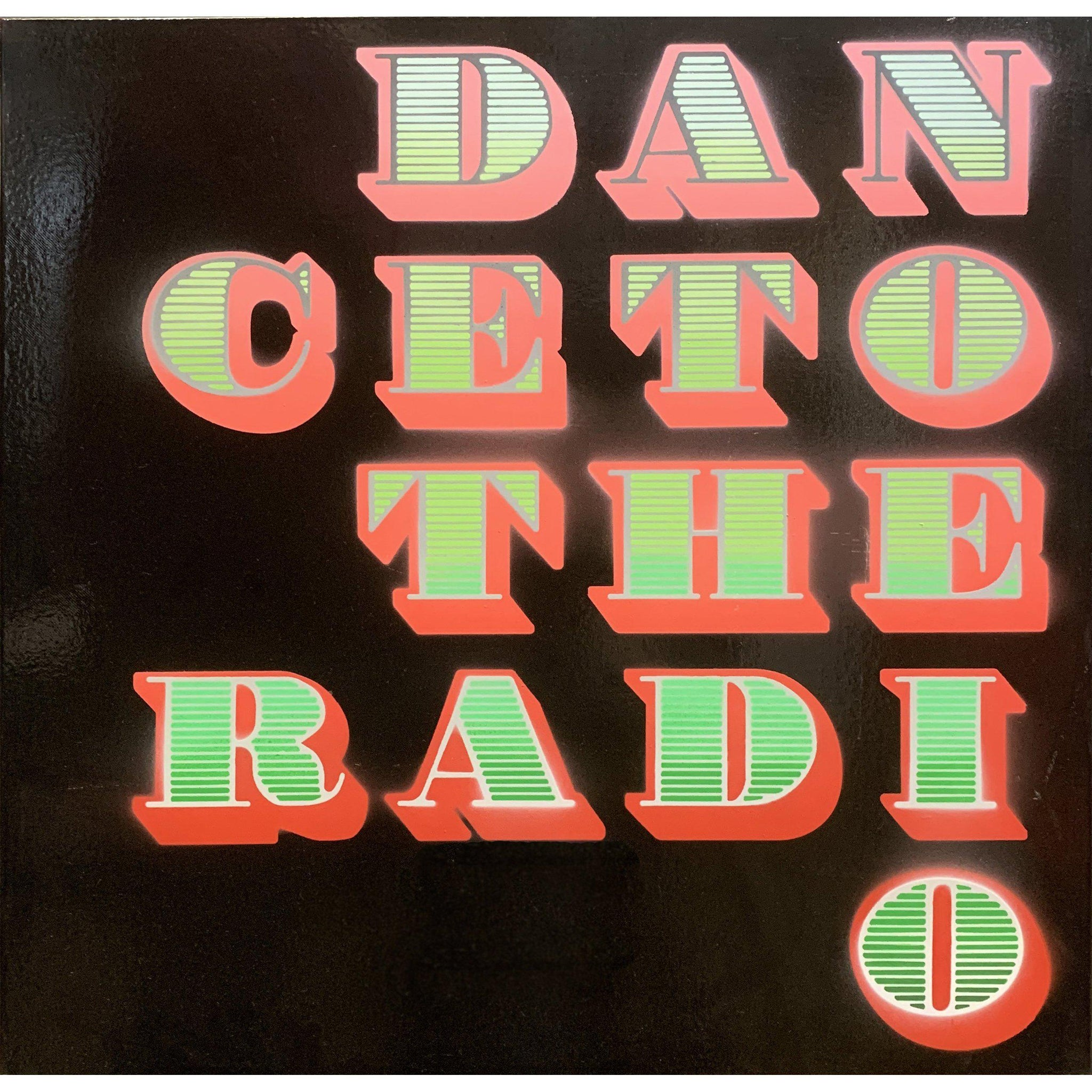 Ben Eine - Dance to the Radio Disco Green