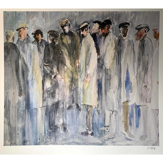 John Thompson - Groups - signed - De Lacey Fine Art