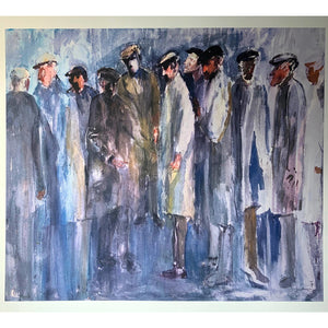 John Thompson - Groups - De Lacey Fine Art