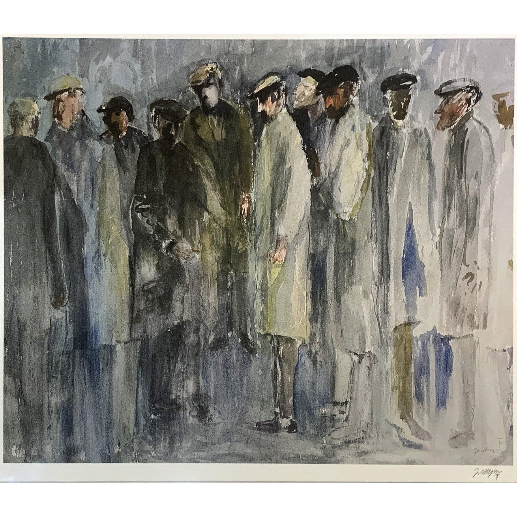 John Thompson - Groups - signed