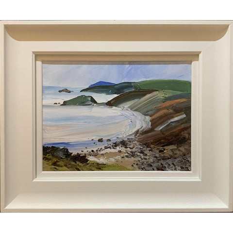 Sarah Carvell - Porth Ysgo Evening