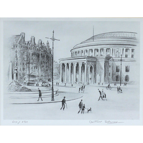 Arthur Delaney - St Peters Square