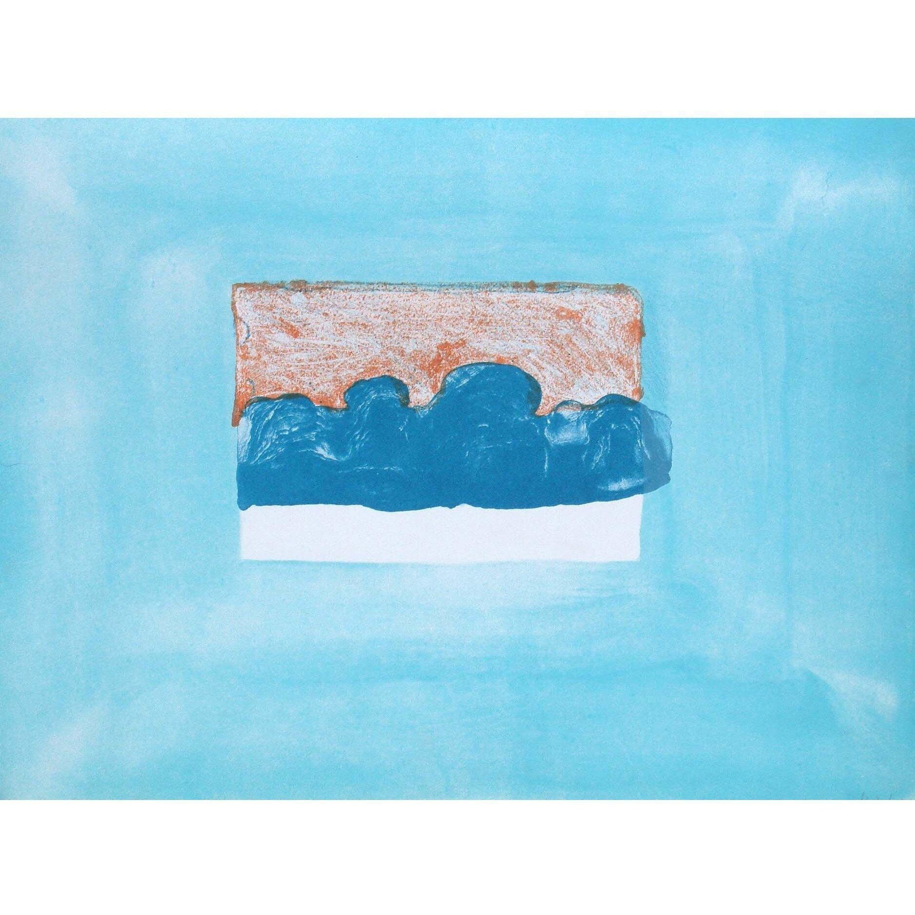 Howard Hodgkin After Luke Howard for John Constable