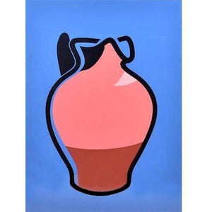 Patrick Caulfield - Brown Jug - De Lacey Fine Art