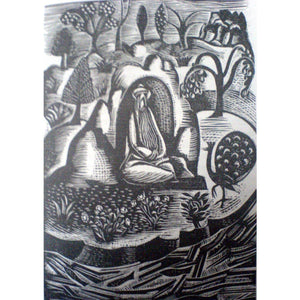 Paul Nash Ltd Ed Woodcut Print - Boredom - De Lacey Fine Art