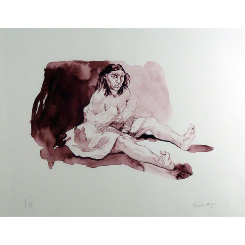 Paula Rego Signed Ltd Ed Print - Bertha Mason - From Jane Eyre - De Lacey Fine Art