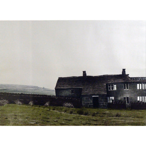 Peter Brook:  May - Misty Morning - De Lacey Fine Art