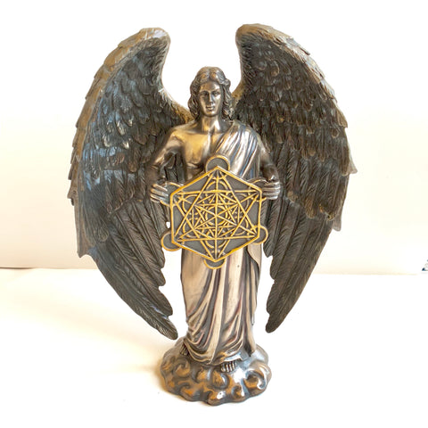Archangel Metatron Statue - 10""