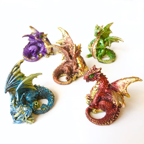 Tiny Dragon Figurine