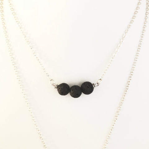Lava Bead Necklace
