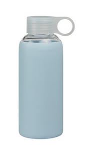 Drink Bottle 420ml - light blue