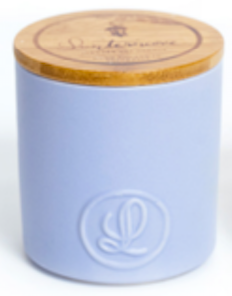 Lantern Cove Candle - Smoked Wood and Patchouli