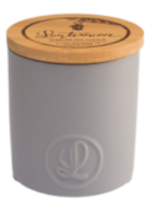 Lantern Cove Candle - Ebony and Smoke