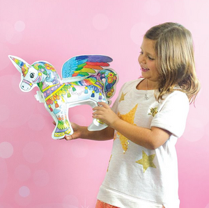 Magical 3D Inflatable Unicorn
