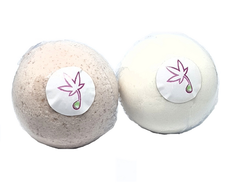 25mg CBD Bath Bomb - Relaxation and sleep