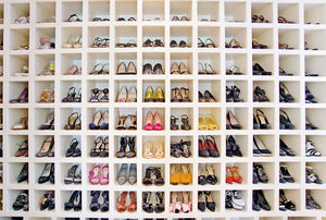 Shoes Shoes Shoes what to do about storing shoes!
