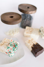 J.'s Gourmet Crispy Treats Dipped In J.'s Gourmet Belgian Chocolate {O'Fallon Location Pick Up Only}