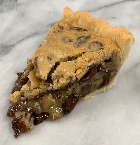 J.'s Mini Chocolate Chip Pecan Pie