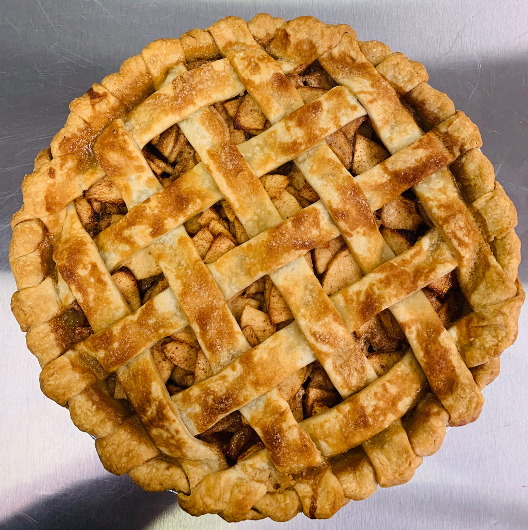 J.'s Apple Pie
