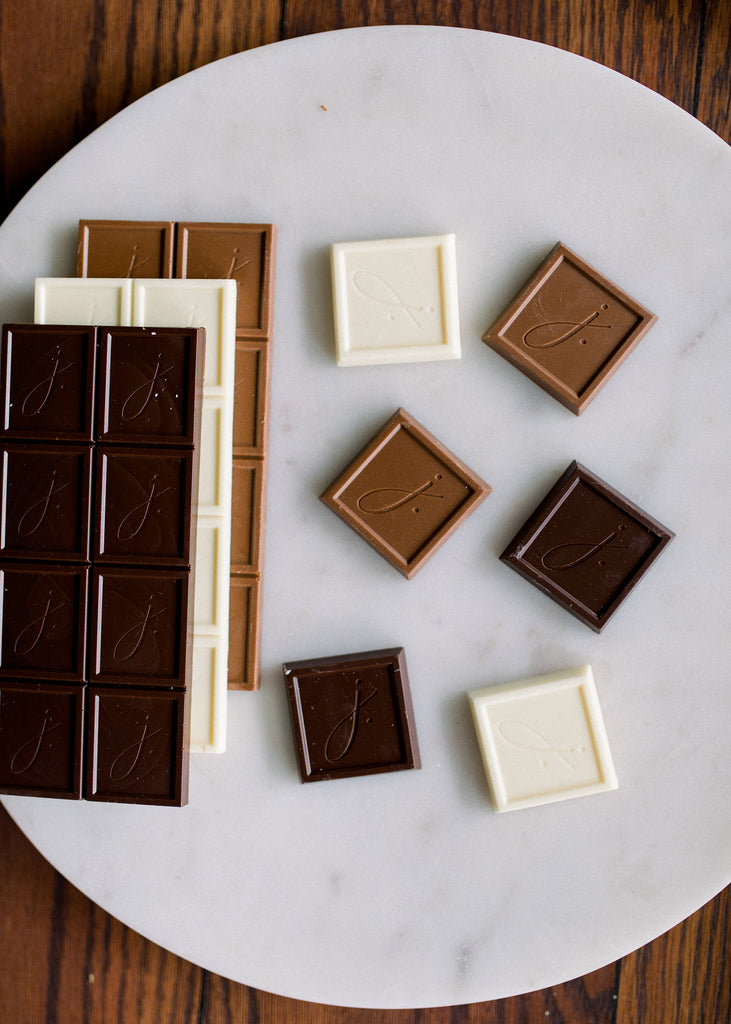 Bite Size Milk Chocolate Square {O'Fallon Pick Up Only}