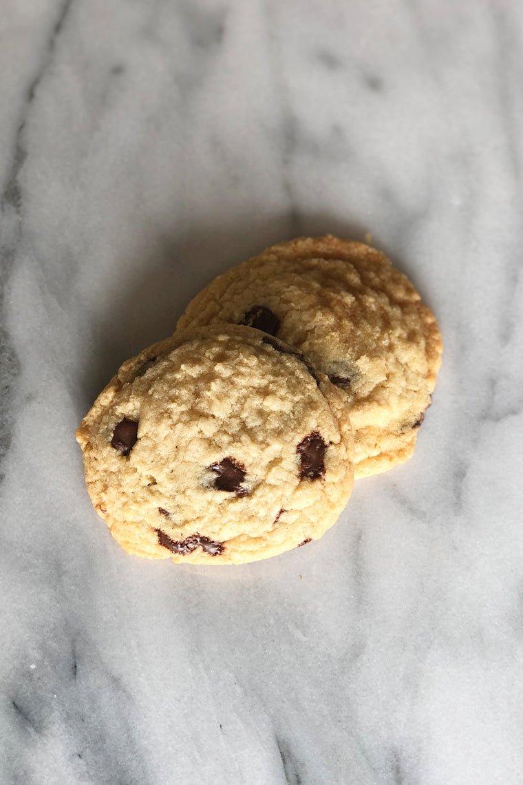 Chocolate Chip Cookies with J.'s Gourmet Chocolate Chips {O'Fallon Pick Up Only}