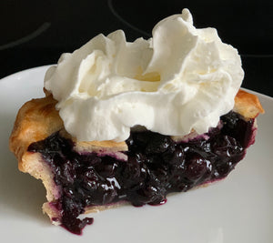 J.'s Mini Maple Blueberry Pie