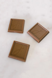 Bite Size Milk Chocolate Square
