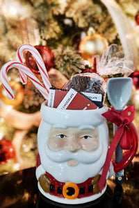 Santa Hot Chocolate Gift Set