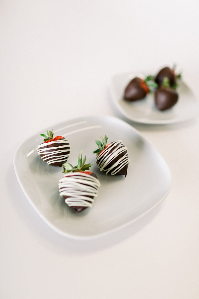 One Dozen Chocolate Covered Strawberries {Local O'Fallon pick-up only}