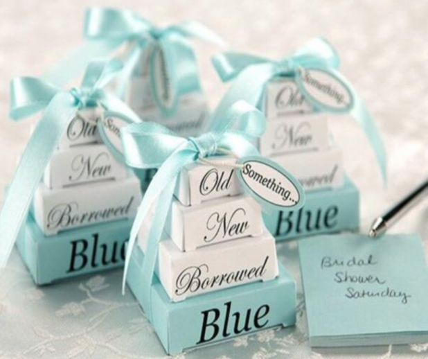 Why the Something Old, Something New, Something Borrowed, Something Blue Tradition is so Important