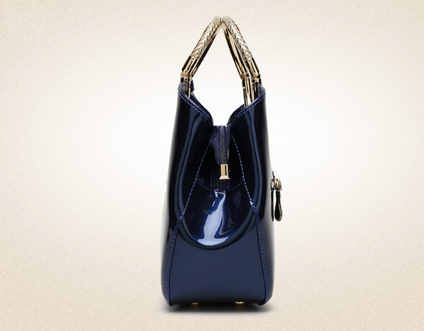 Sapphire Chic Tote Bag