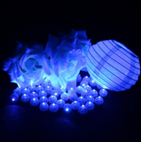 Mini Blue LED Decor Lights