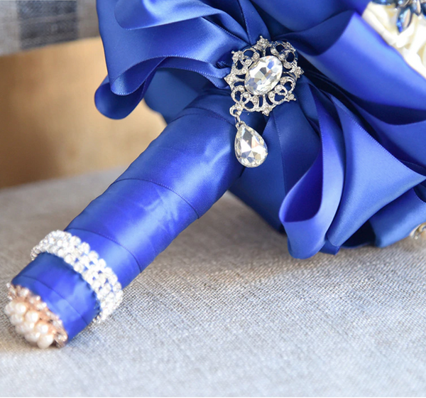 Royal Jewels Wedding Bouquet