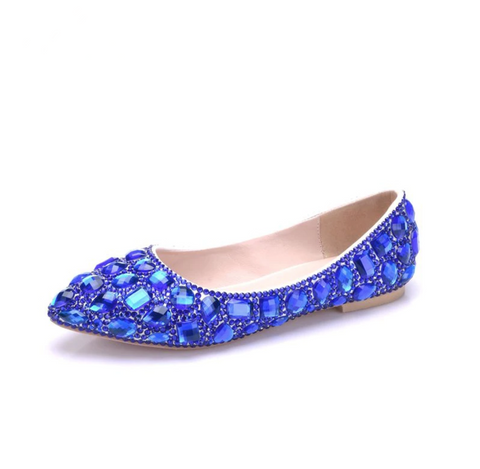 Royal Jewels Bridal Flats