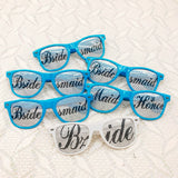 6-pack Bachelorette Party Glasses