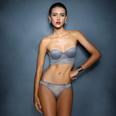 Blue Bridal Lingerie