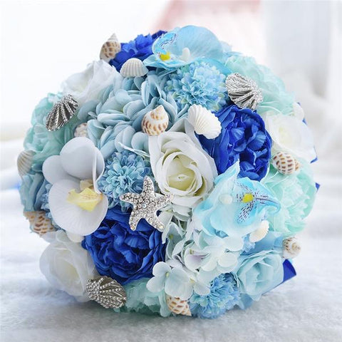 Beach Bloom Bridal Bouquet