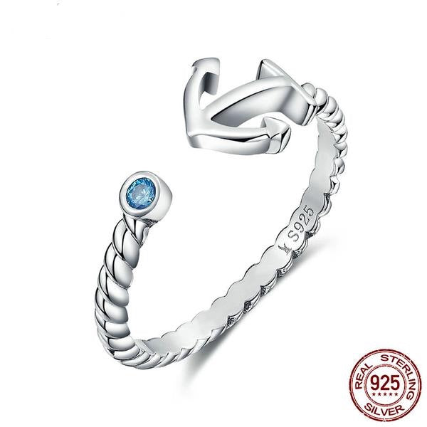 Sailor's Dream Anchor Ring