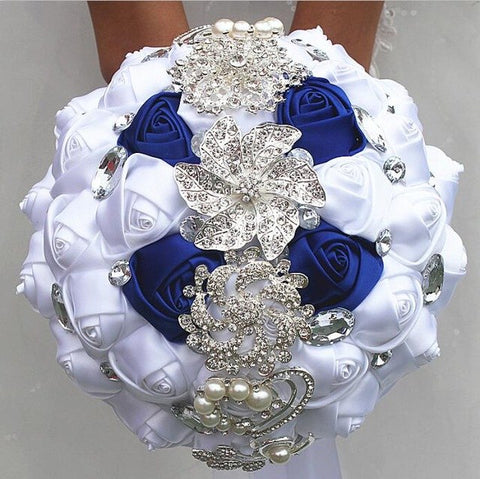 Pure Sophistication Wedding Bouquet