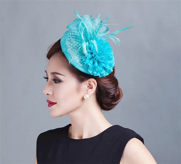 Love You to Pieces Fascinator
